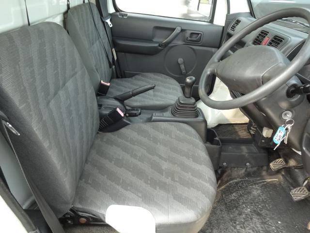 KC エアコン・パワステ・4WD 5MT(11枚目)