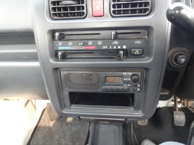 KC エアコン・パワステ・4WD 5MT(18枚目)