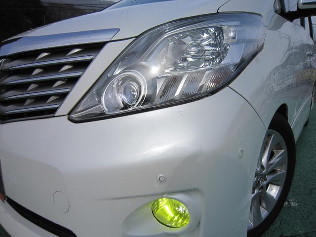 トヨタ アルファード 350S HDD地デジナビ 後席モニター 両側電動 クルコン
