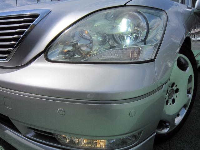 トヨタ セルシオ eR仕様 黒革シート サンルーフ マルチ ETC 社外アルミ