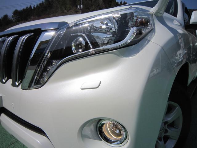 「トヨタ」「ランドクルーザープラド」「SUV・クロカン」「広島県」の中古車4