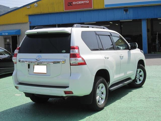 「トヨタ」「ランドクルーザープラド」「SUV・クロカン」「広島県」の中古車9