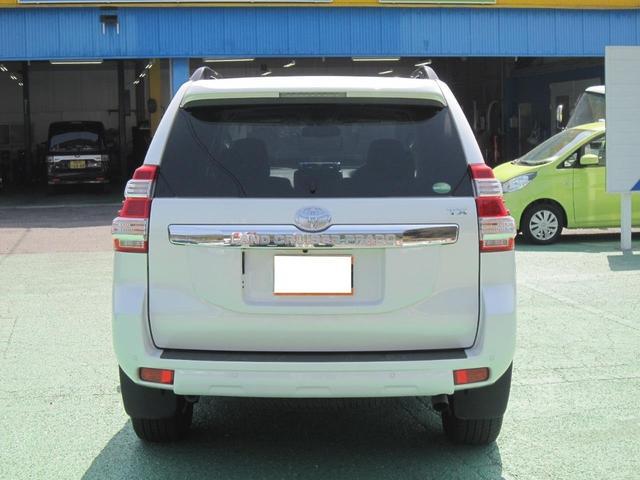 「トヨタ」「ランドクルーザープラド」「SUV・クロカン」「広島県」の中古車10