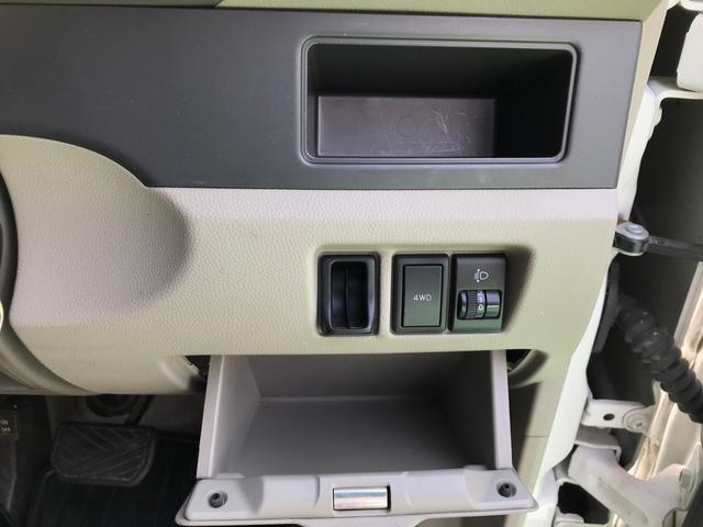 PC 軽自動車 ETC 4WD インパネAT エアコン(20枚目)