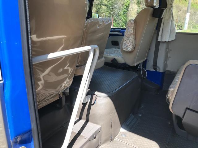 バス 5速MT 電動スライドドア 26名乗り ディーゼル(17枚目)