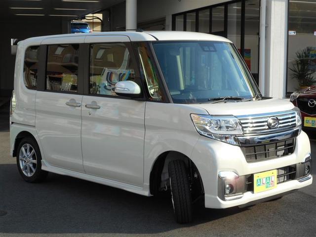 ダイハツ タント カスタムX SAIII