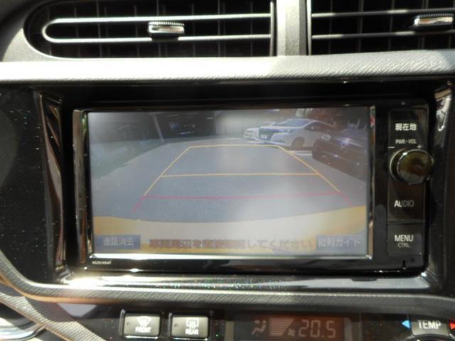 トヨタ アクア G's LEDヘッドランプ ナビ フルセグTV
