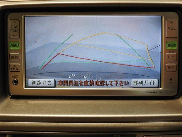 ワンセグTVナビ&バックカメラ 片側電動スライドドア(5枚目)
