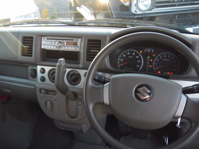 スズキ エブリイワゴン JPターボ ワンオーナ 車高調 14AW 社外マフラグリル