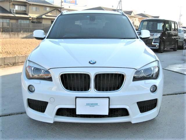 BMW BMW X1 sDrive 18i Mスポ ドラレコ Bカメラ 地デジナビ