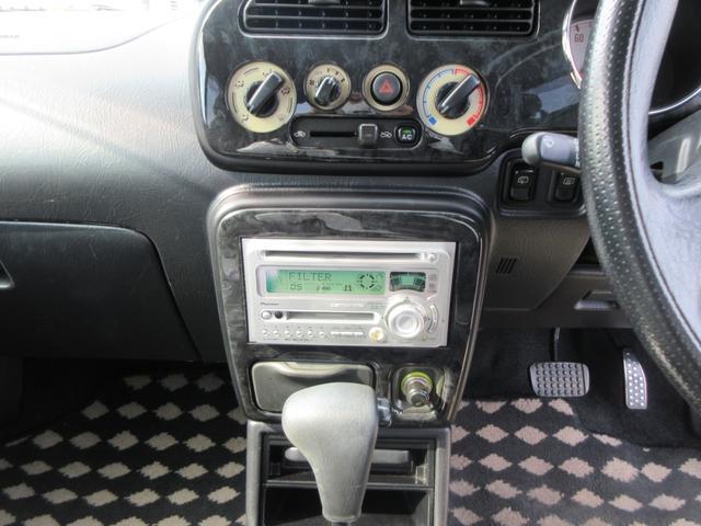 ミニライトスペシャル オートマ CD キーレス アルミホイール レザーシート デジタルメーター14インチアルミ 禁煙車(21枚目)