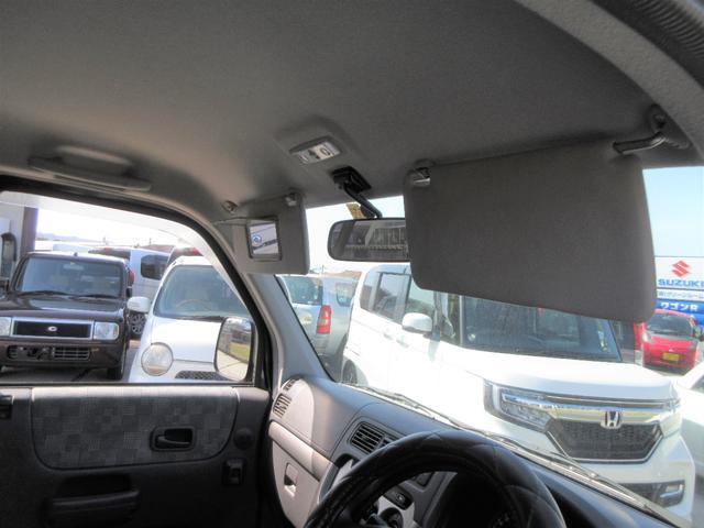 M 車検18か月 4WD マニュアル5速 カロッツェリアオーディオ リヤ荷台フラット アルミホイール(16枚目)