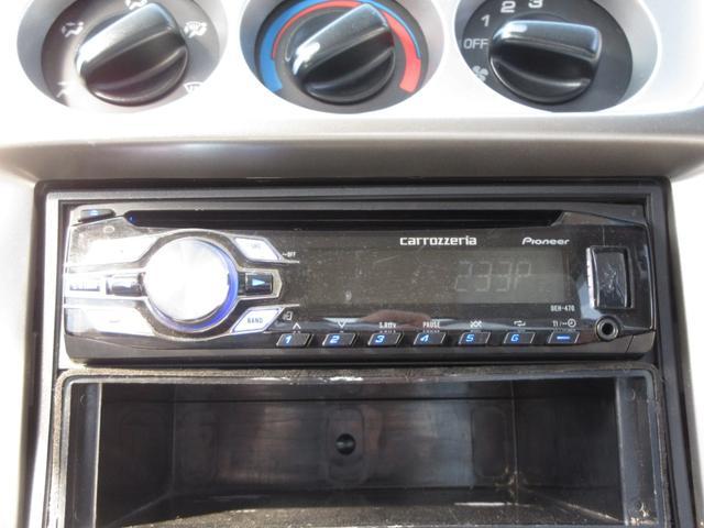 M 車検18か月 4WD マニュアル5速 カロッツェリアオーディオ リヤ荷台フラット アルミホイール(29枚目)