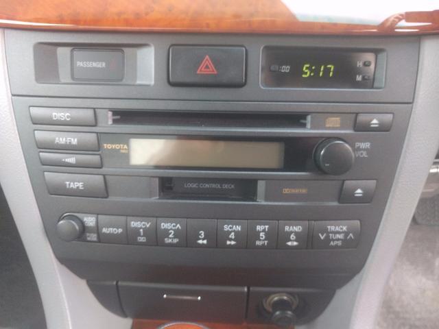トヨタ マークII グランデGエアコン修理済1オーナーガレージ保管ETC禁煙車