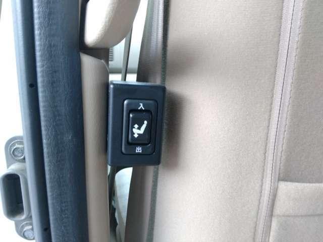 日産 セレナ 福祉車両 タイミングチェーン 電動リフトシート