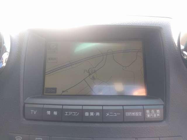 トヨタ ヴェロッサ 25 純正ナビ HID アルミ ETC
