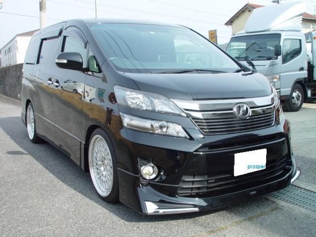 3.5Z モデリスタ TV ナビ パワスラ 20AW 車高調(6枚目)