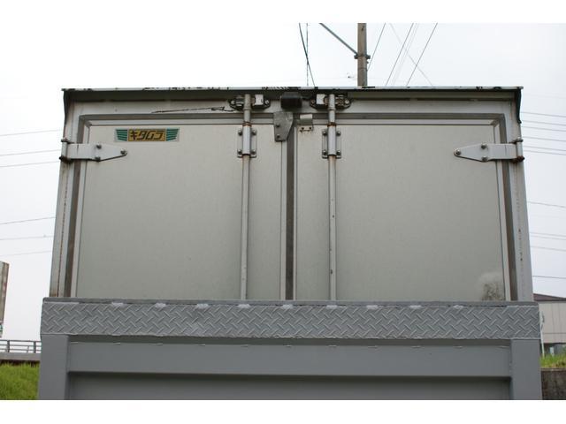 アルミバン パワーゲート バックカメラ ETC(10枚目)