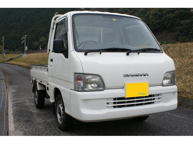 「スバル」「サンバートラック」「トラック」「広島県」の中古車3