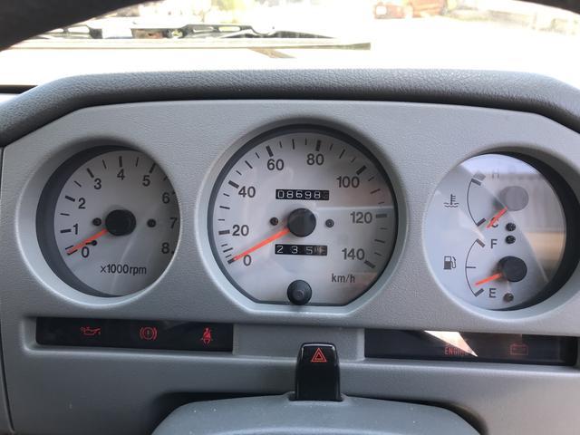 リフトアップ 社外バンパー 16インチアルミ 5速MT(20枚目)