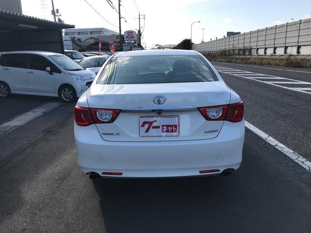 「トヨタ」「マークX」「セダン」「岡山県」の中古車53