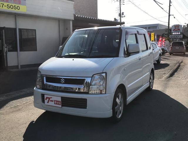 「スズキ」「ワゴンR」「コンパクトカー」「岡山県」の中古車43