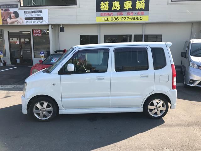 「スズキ」「ワゴンR」「コンパクトカー」「岡山県」の中古車47