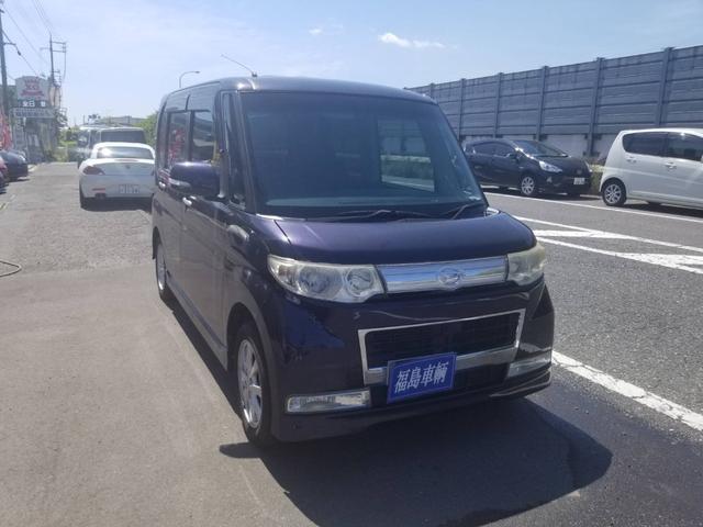 「ダイハツ」「タント」「コンパクトカー」「岡山県」の中古車9