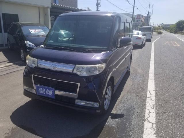 「ダイハツ」「タント」「コンパクトカー」「岡山県」の中古車10