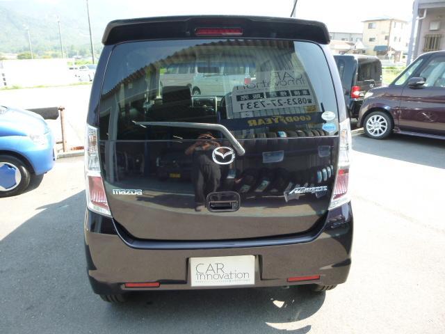 「マツダ」「AZワゴンカスタムスタイル」「コンパクトカー」「広島県」の中古車3