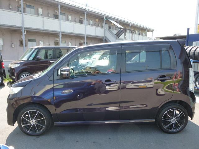 「マツダ」「AZワゴンカスタムスタイル」「コンパクトカー」「広島県」の中古車5