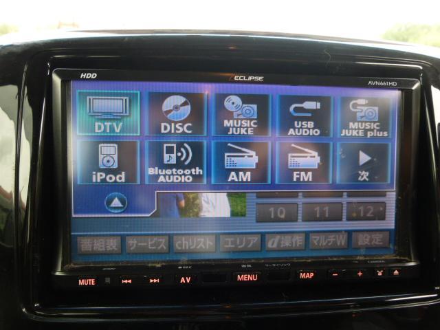 TS ターボ HDDナビ TV ETC 両側パワースライドドア(11枚目)