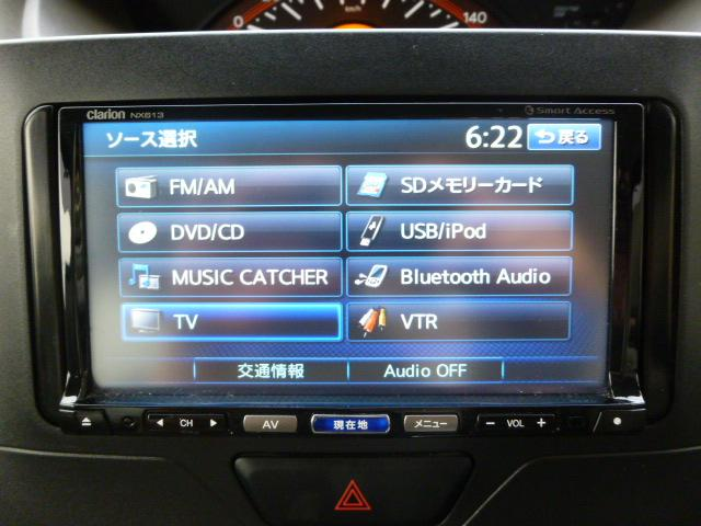 X SDナビ TV Bluetooth USB ETC バックカメラ パワースライドドア(11枚目)