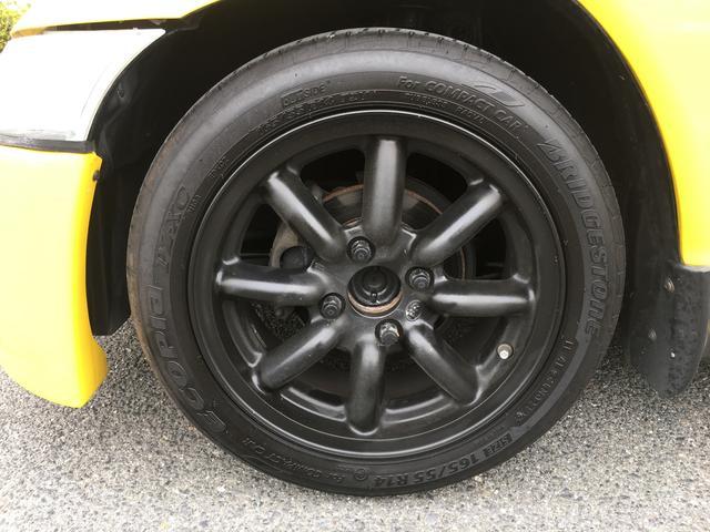 ホンダ ビート ETC CD 車高調 エンジン載せ替え 社外メーター交換