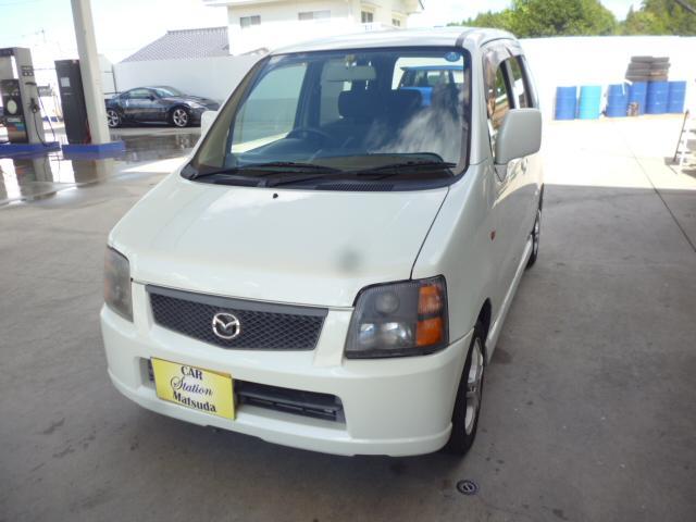 「マツダ」「AZワゴン」「コンパクトカー」「広島県」の中古車3