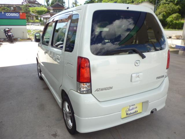 「マツダ」「AZワゴン」「コンパクトカー」「広島県」の中古車4