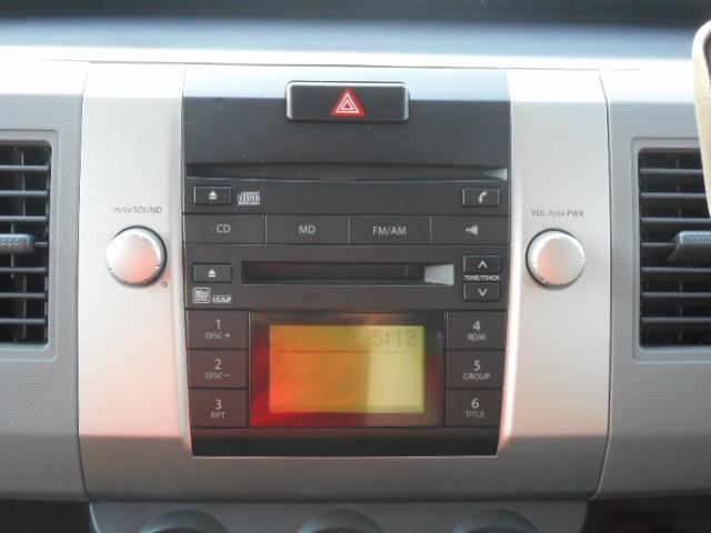 スズキ ワゴンR FX-Sリミテッド キーレス フルフラットシート