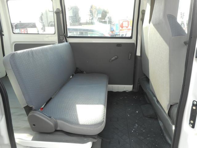 日産 クリッパーバン DX 両側スライドドア Wエアバック エアコン