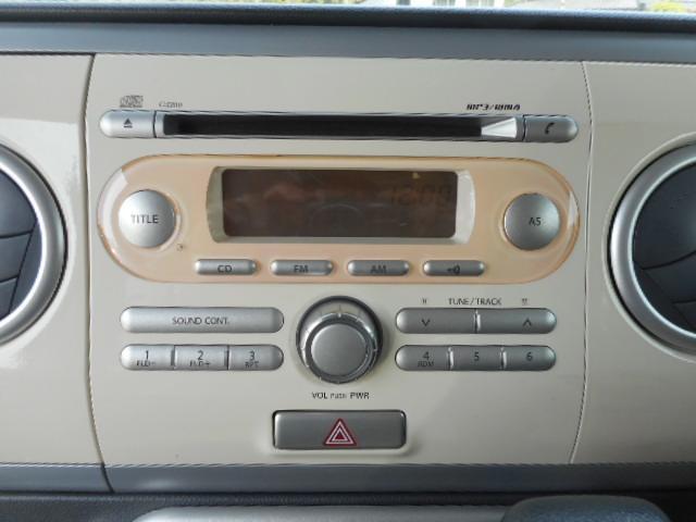 スズキ アルトラパン X スマートキー プッシュスタート ETC CD 純正アルミ