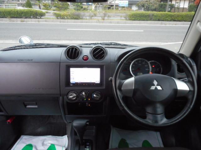 エクシード 4WD 社外ナビ 地デジ ETC 純正アルミ(6枚目)