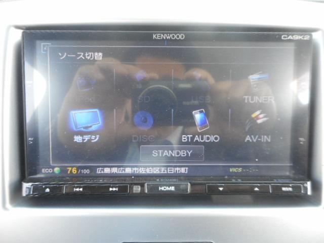 XS スマートキー アイドリングストップ ナビ ETC TV(9枚目)