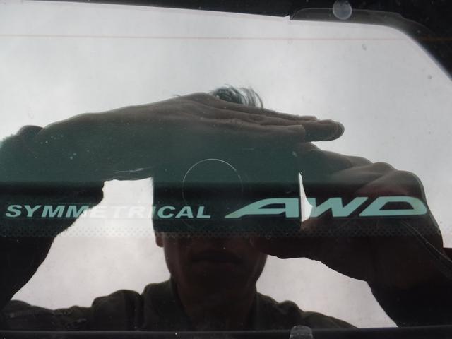 フルタイム4WD!