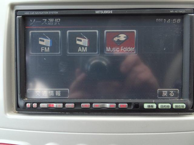 MS 左電動スライドドア HDDナビ CD DVD(9枚目)