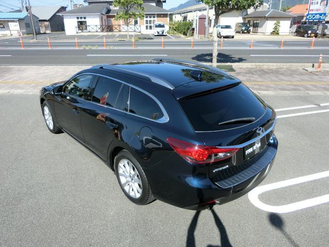 XD Lパッケージ 6MT 軽油 HIDオートライト プッシュスタート シートヒーター シートメモリー アイドリングストップ HIDオート 純正ナビ フルセグ DVD Bluetooth Bカメラ ETC(7枚目)