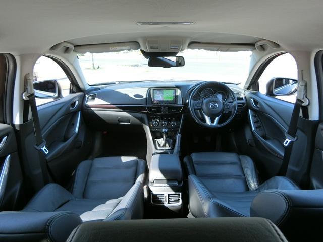 XD Lパッケージ 6MT 軽油 HIDオートライト プッシュスタート シートヒーター シートメモリー アイドリングストップ HIDオート 純正ナビ フルセグ DVD Bluetooth Bカメラ ETC(15枚目)