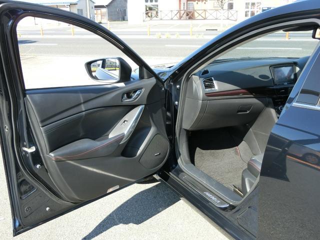 XD Lパッケージ 6MT 軽油 HIDオートライト プッシュスタート シートヒーター シートメモリー アイドリングストップ HIDオート 純正ナビ フルセグ DVD Bluetooth Bカメラ ETC(22枚目)
