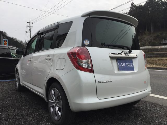 「トヨタ」「ラクティス」「ミニバン・ワンボックス」「広島県」の中古車4