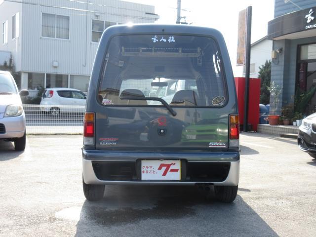 「スズキ」「アルトハッスル」「軽自動車」「鳥取県」の中古車3