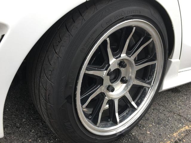 スポルト 車高調 ワンオフマフラー エアロ HID フルセグ(18枚目)
