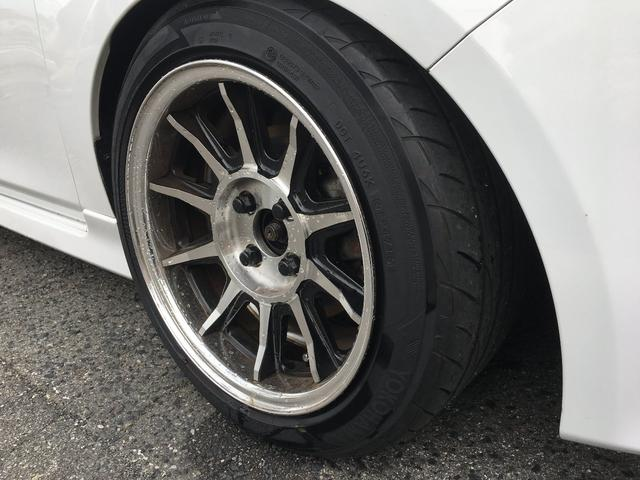 スポルト 車高調 ワンオフマフラー エアロ HID フルセグ(19枚目)